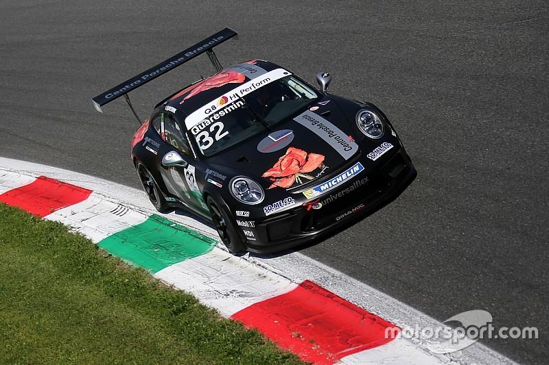 Carrera Cup Italia, Monza: primo centro 2018 per Quaresmini in gara 2