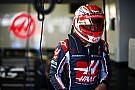 Gêné par un Räikkönen