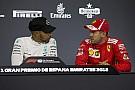 Fórmula 1 Hamilton e Vettel criticam F1 mais lenta em 2019