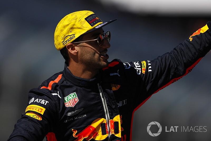 Bahas kontrak F1, Ricciardo tetap hormati Red Bull