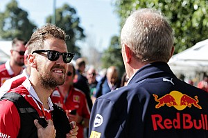 Formula 1 Son dakika Marko, Vettel'e sahip çıktı