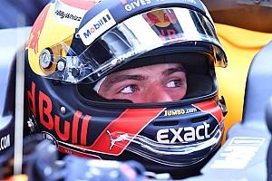 Formula 1 Intervista Verstappen: