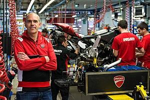 WSBK Actualités Ernesto Marinelli quitte la direction de l'équipe Ducati en WSBK
