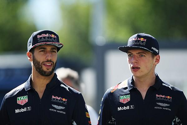 F1 Noticias de última hora Según Daniel Ricciardo, Verstappen es un coequiperomás duro que Vettel