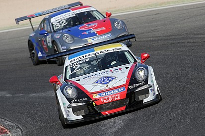 Carrera Cup Italia, Vallelunga: flag to flag di Rovera in gara 1!