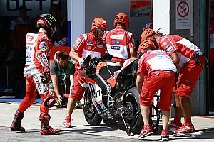 MotoGP Últimas notícias Lorenzo culpa Ducati por troca de moto desastrada em Brno
