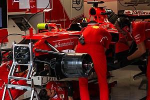Fórmula 1 Galería GALERÍA: las innovaciones técnicas de los equipos de F1 en Spa