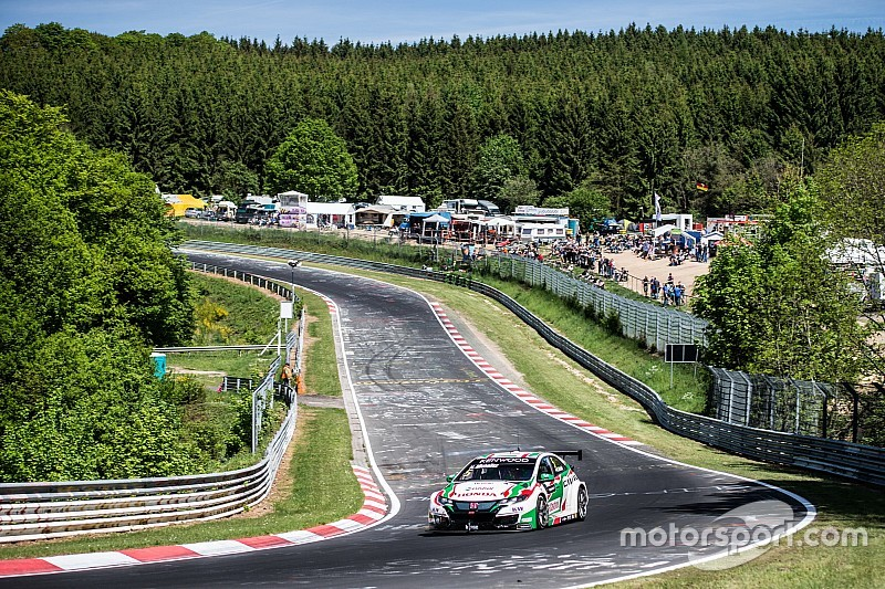 WTCR will 2018 auf der Nürburgring-Nordschleife fahren