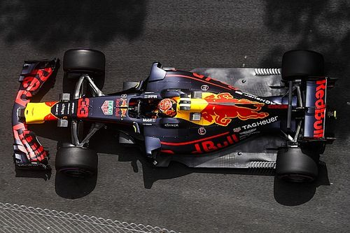 Tech gallery: How the Red Bull RB13 evolved throughout 2017