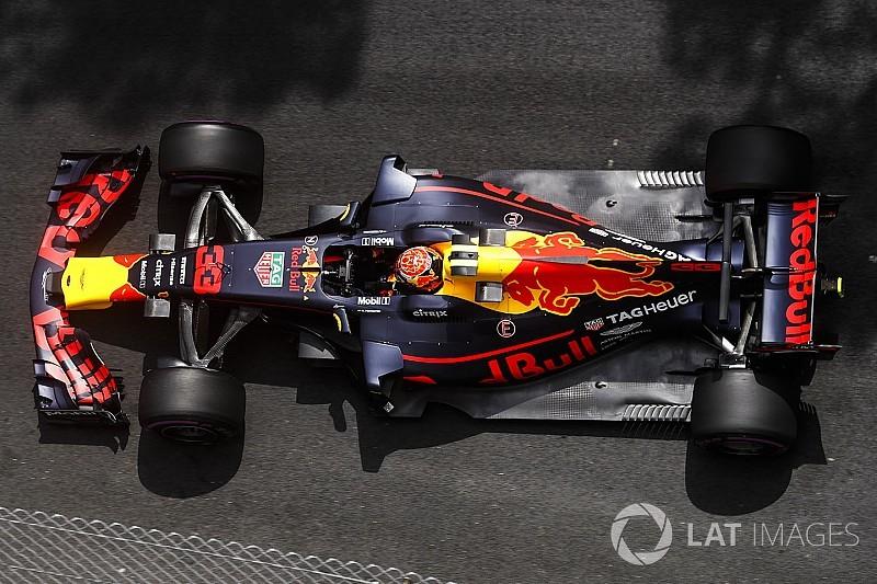 Galería técnica: cómo evolucionó Red Bull su RB13 durante 2017