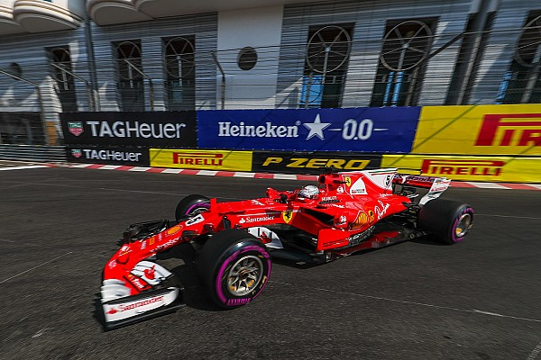 F1 フリー走行レポート 【F1モナコGP】FP2:ベッテル圧倒的首位。メルセデスは苦戦なのか?