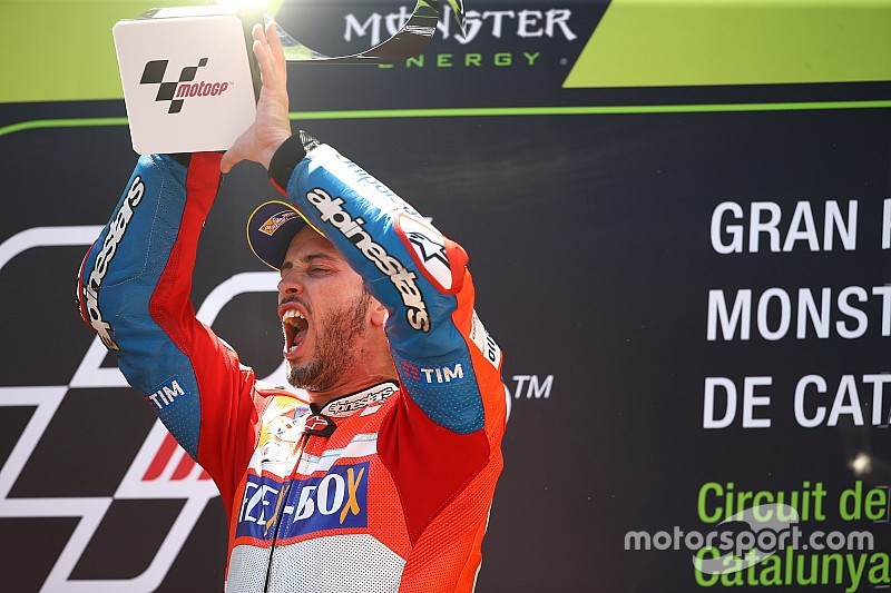"back-to-back ducati wins ""not the reality"""