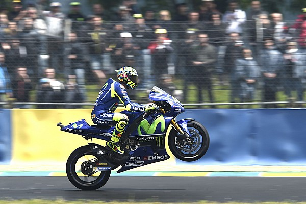 MotoGP Rossi: a motor remekül működik és jó rajtolni a második helyről