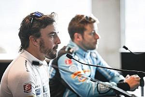 IndyCar Son dakika Andretti: Alonso çoğu çaylaktan daha hazır