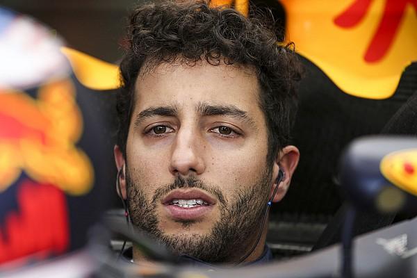 ريكاردو: كنتُ أعتقد بالفعل أنّ ريد بُل قادرة على تحقيق الفوز في البحرين