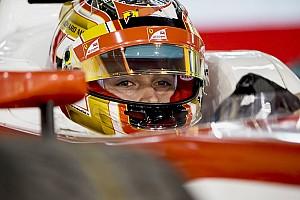 FIA F2 Новость Леклера шокировал темп Маркелова в концовке первой гонки