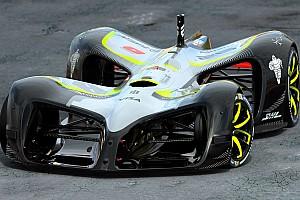 Roborace Actualités Roborace, première voiture de course autonome à Goodwood