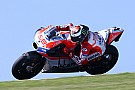 Lorenzo: Ducati felt winglet loss more at Phillip Island