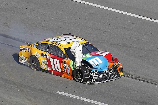 NASCAR-Star Kyle Busch will dringend