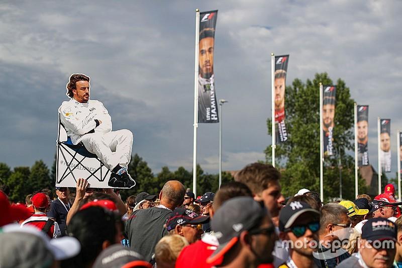 """Renault: Alonso'ya """"hemen"""" kazanabileceği bir araç veremeyiz"""