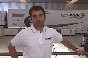 FIA F2 Noticias de última hora Toni Cuquerella, nuevo asesor de Campos Racing en Fórmula 2