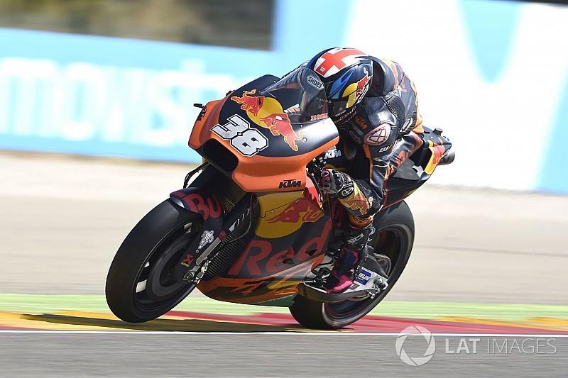 KTM confirma Smith como piloto oficial para 2018
