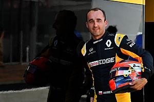 Formel 1 News Letzte Ausfahrt Williams: Test-Chance für Robert Kubica?