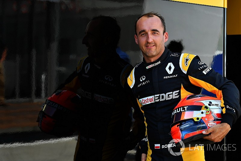 """Kubica está 100% fisicamente"", garante Rosberg"