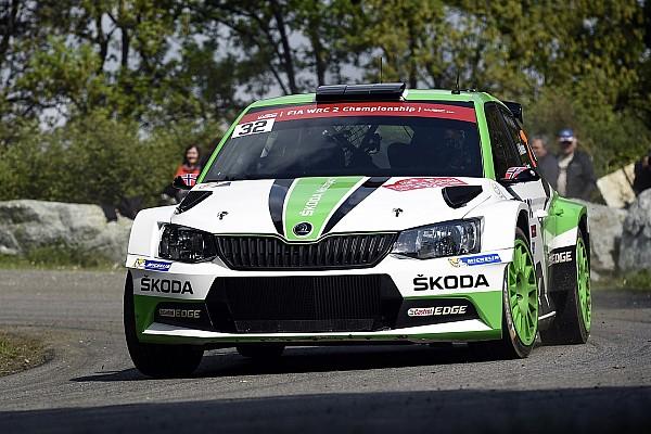 Andreas Mikkelsen correrá en Portugal con Skoda