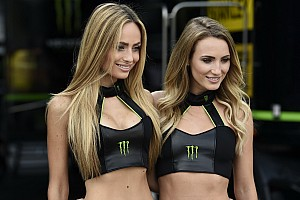 MotoGP Últimas notícias Grid Girls austríacas abalam mundo da MotoGP