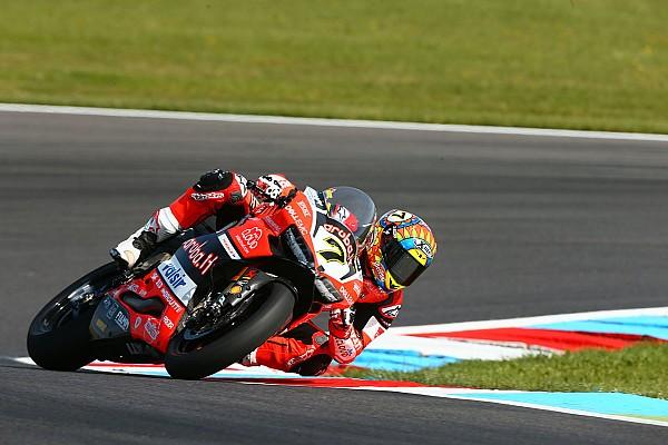 Superbikes Raceverslag WSBK Lausitzring: Davies oppermachtig, Van der Mark 15e na problemen