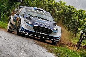 WRC Отчет о секции Тянак сохранил лидерство перед финальным днем Ралли Германия