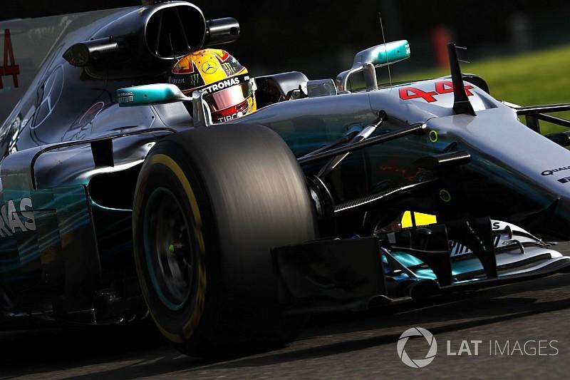 EL2 - Hamilton devant Räikkönen et avant la pluie