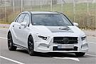 Automotive Erwischt: Hier fährt die neue Mercedes A-Klasse 2018