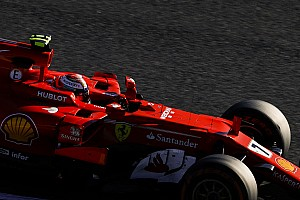 Raikkonen: festeggiati nel Reparto Corse Ferrari i 38 anni di Kimi