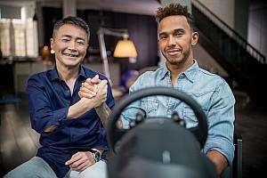 eSports Новость Хэмилтон появится в игре Gran Turismo Sport