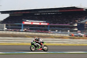 World Superbike Race report Buriram WSBK: Rea wins red-flagged Race 2 as Davies falls