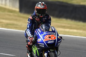 MotoGP Qualifying report MotoGP Italia: Vinales pole position, Rossi start kedua