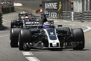 Forma-1 BRÉKING Haas: