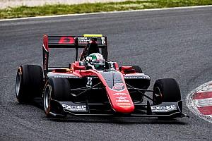GP3 Testing report Fukuzumi leads ART 1-2 on first day of Barcelona GP3 test