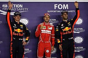 Formula 1 Son dakika Ricciardo: Verstappen, Vettel'den daha zorlu bir takım arkadaşı