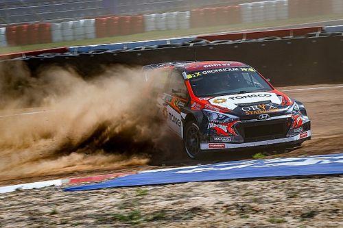 Gronholm's team to field updated Hyundai rallycross car