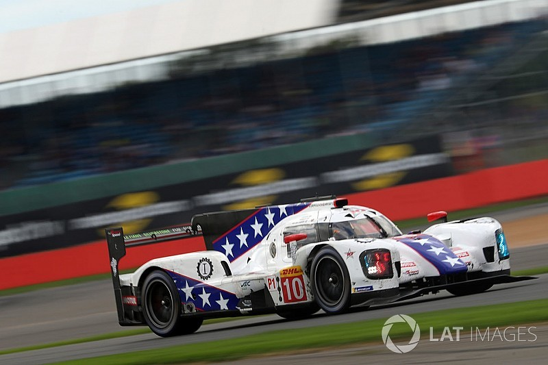 DragonSpeed modifie son équipage LMP1