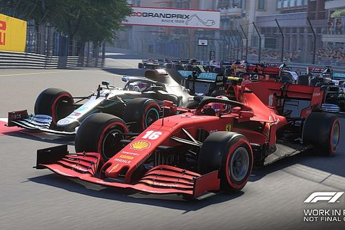 A Ferrari lassabb lett az F1 2020 új patch-e után