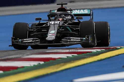 2020 Avusturya GP 2. antrenman: Hamilton ve Mercedes rahat şekilde lider