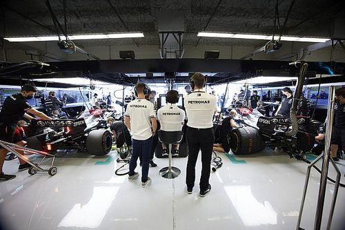 Mercedes: Los problemas de motor no son por salida de Cowell