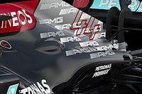 """F1新車""""雑感""""解説:メルセデスW12。エンジンカウルの膨らみの意味は?"""