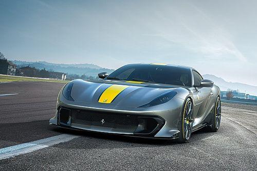 Ferrari 812 Versione Speciale, le prime foto e info ufficiali