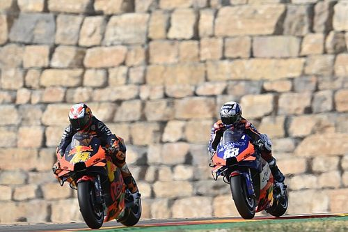 KTM: Developing bike with 2021 MotoGP line-up a challenge