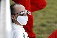 Kubica, Formula 1'e dönüşü reddetmiyor